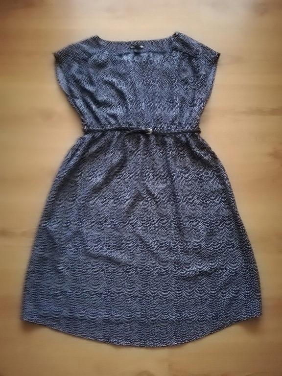 00b2f2c2d4 Sukienka ciążowa H M Mama M 38 - 7469670876 - oficjalne archiwum allegro