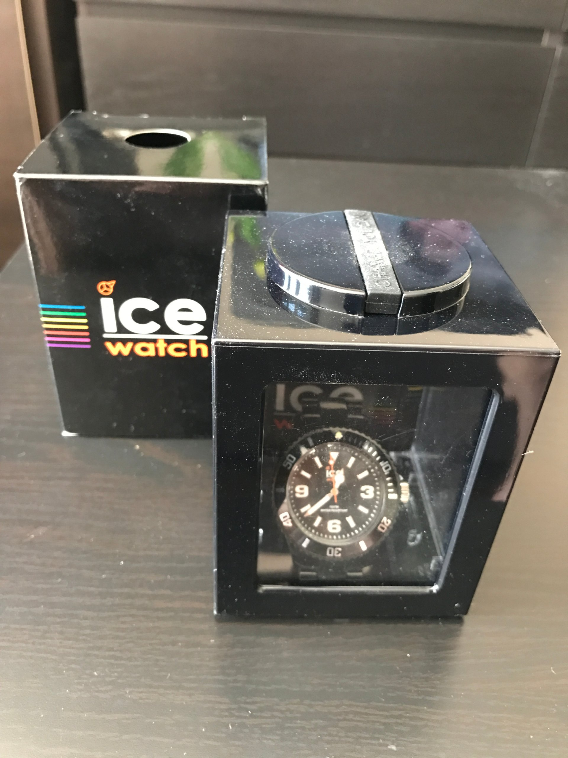 Nowy Ice watch SD. WE. U.P.12 czarny