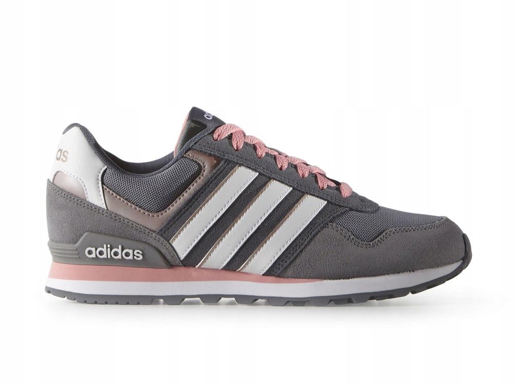 buty damskie Adidas 10K W AW4933 SZARE 7459883544
