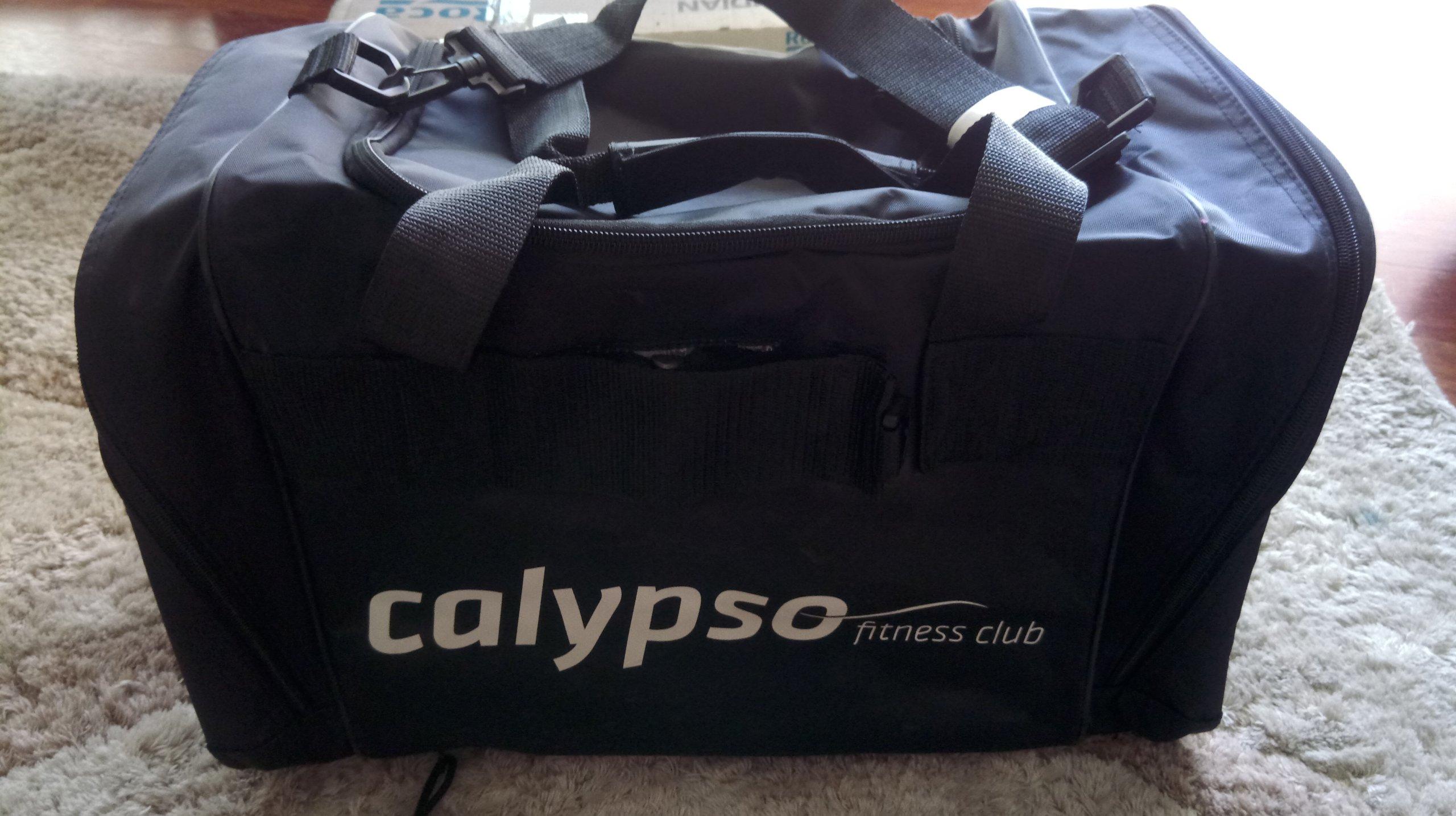 fe8e4345b8b75 Nowa torba Calypso Fitness od 1 PLN - 7349334441 - oficjalne ...
