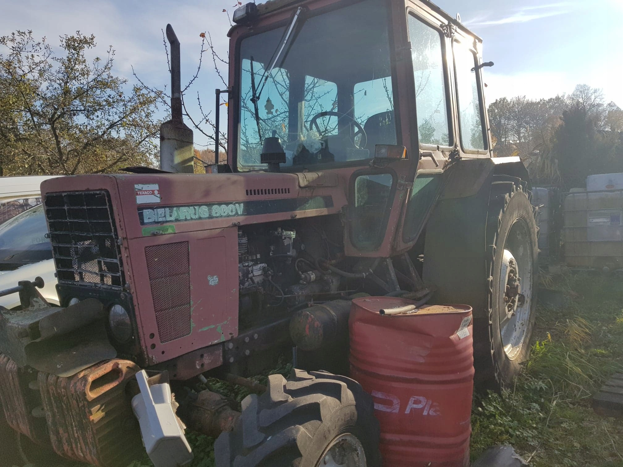 Traktor Bielarus 800 V