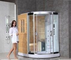 Kabina Spa Prysznic Hydromasaż Sauna Sucha Okazja