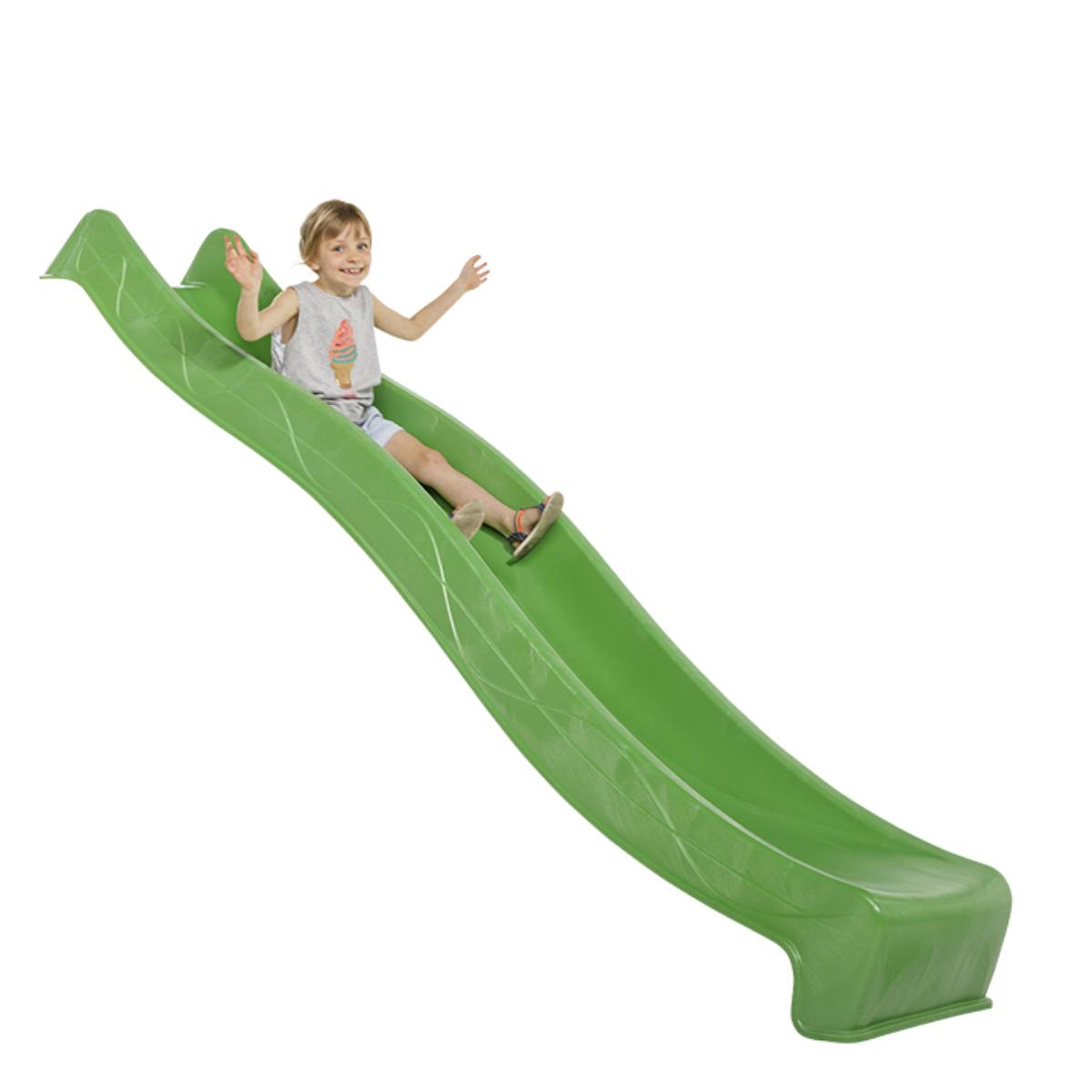 Самая длинная горка-слайд 3м трехметровая 7колор