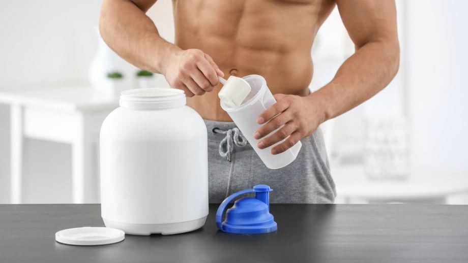 Rola preparatów białkowych w diecie