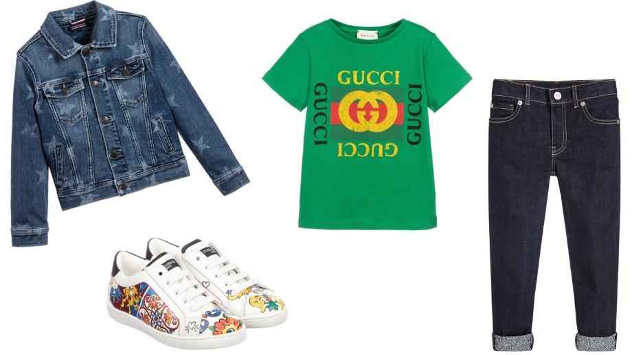 Kurtka jeansowa, niezbędnik szkolnych stylizacji – jak ją nosić? Trzy stylizacje dla chłopca