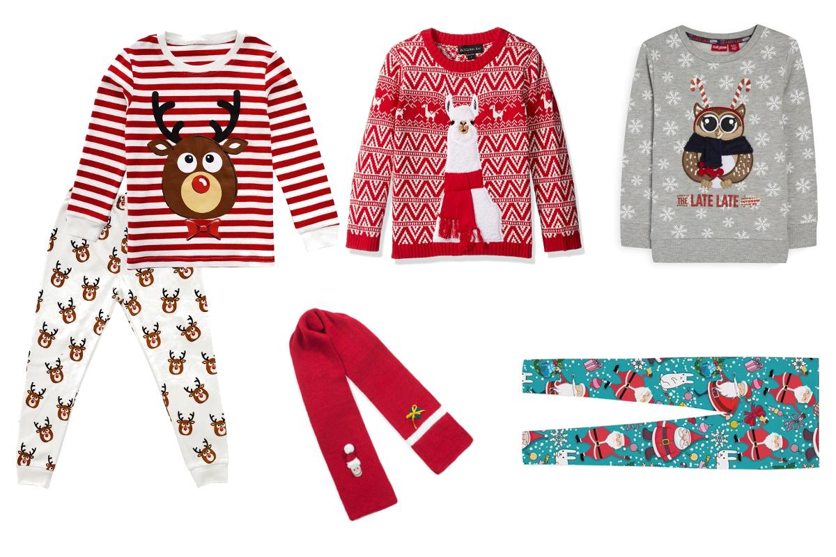 fac81aea9e Świąteczne motywy na dziecięcych ubraniach - Allegro.pl