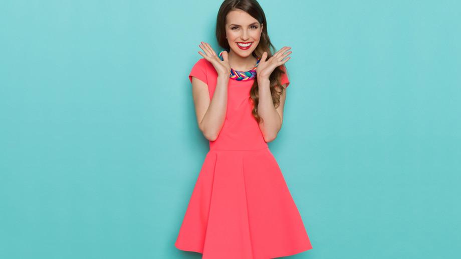 Rozkloszowane sukienki na lato 2017