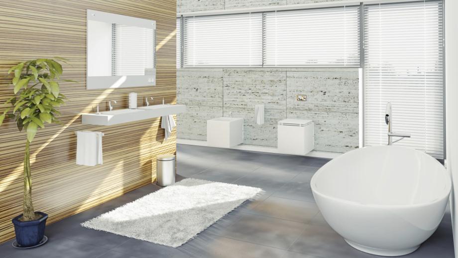 Tapeta W łazience Czy To Dobry Pomysł Allegropl