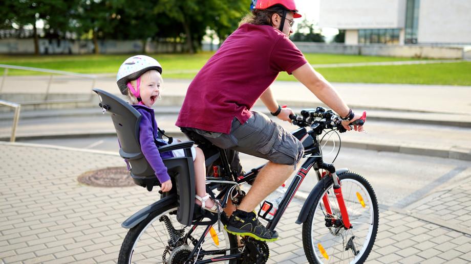 Dzieciecy Fotelik Na Rower Klasyczny Czy Wiklinowy Allegro Pl