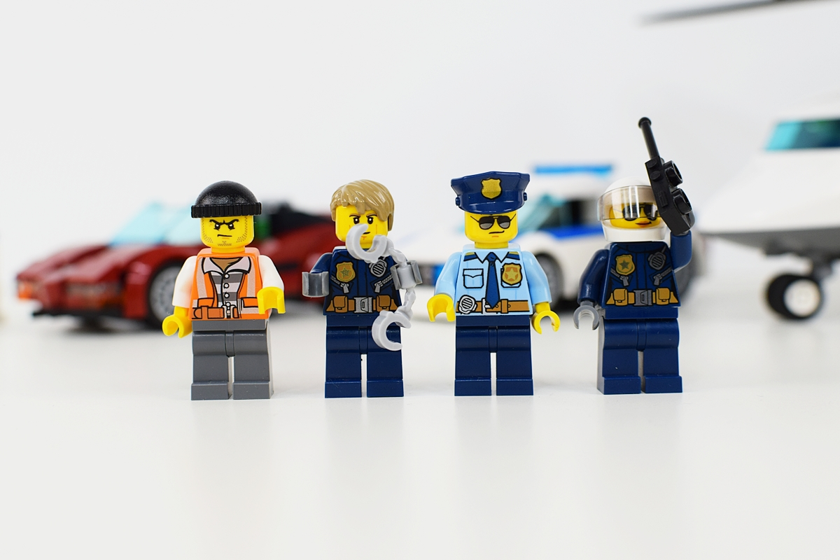 Photo 4 Minifigures