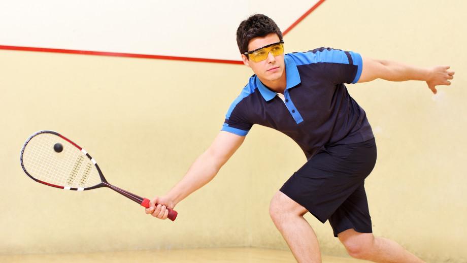Okulary do squasha
