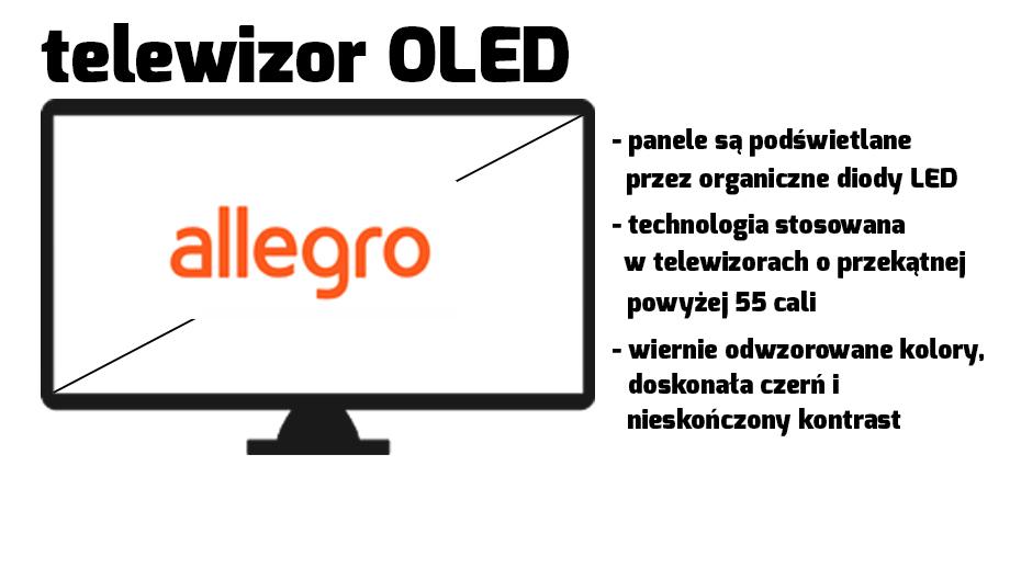 telewizory OLED