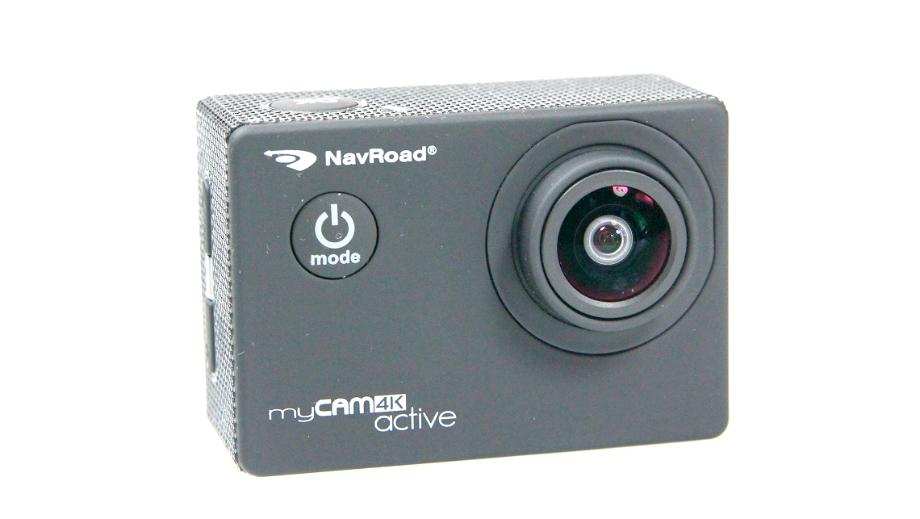 Kamera sportowa Navroad myCAM 4K active – a jednak da się tanio i dobrze