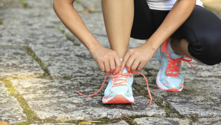Czyszczenie i ochrona butów do biegania