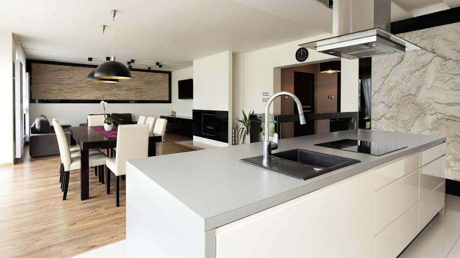 Mieszkaj I łącz Kuchnia W Stylu łączonym Allegropl