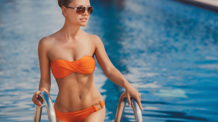 Neonowe bikini – hit sezonu!