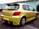 Peugeot 307* пороги x-zone* dj-tuning