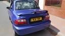 Suzuki x90 x-90 бампер задний