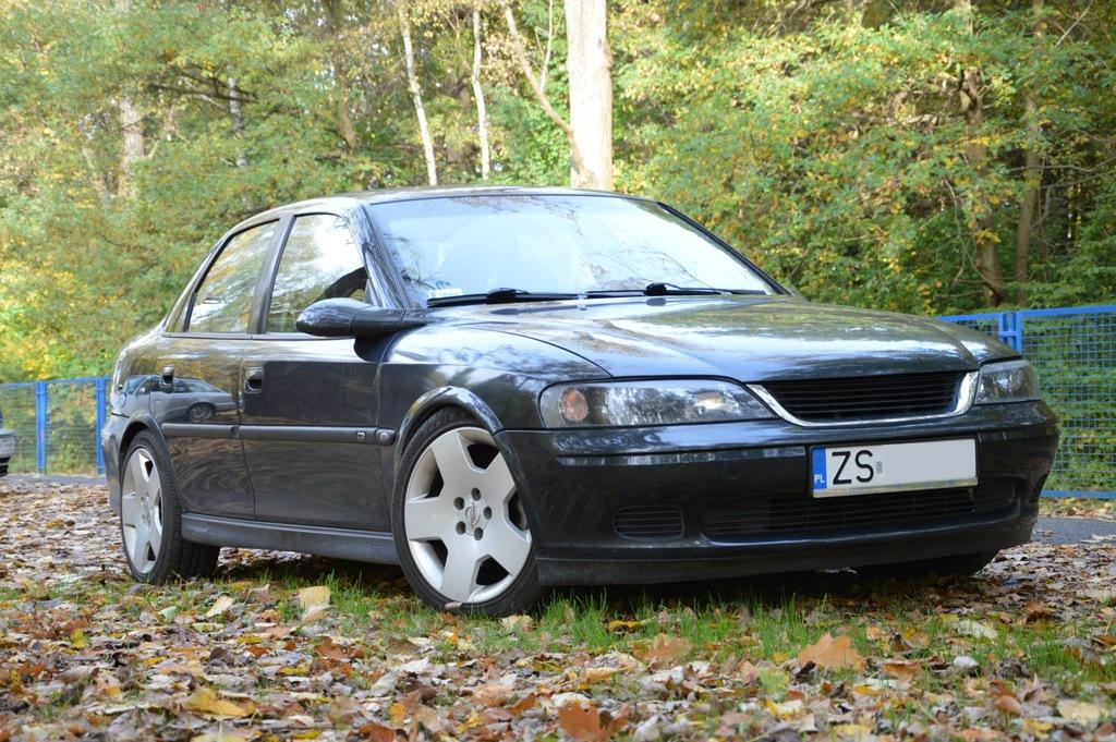 Opel Vectra B 3 0 V6 7115722516 Oficjalne Archiwum Allegro