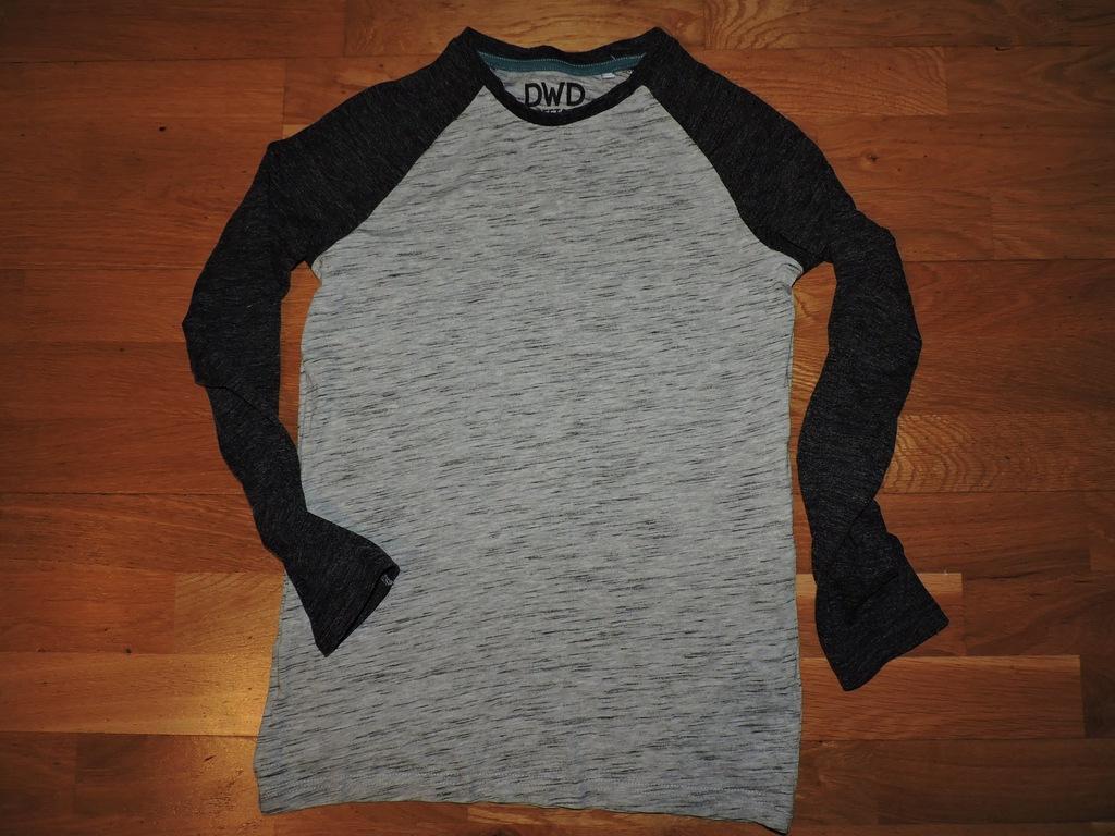 C&A koszulka T-SHIRT melanżowa... ok.146/152