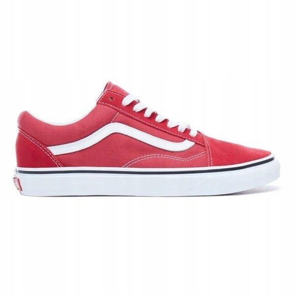 Buty Vans Old Skool Crimson Red VA38G1Q9U   Obuwie  Męskie