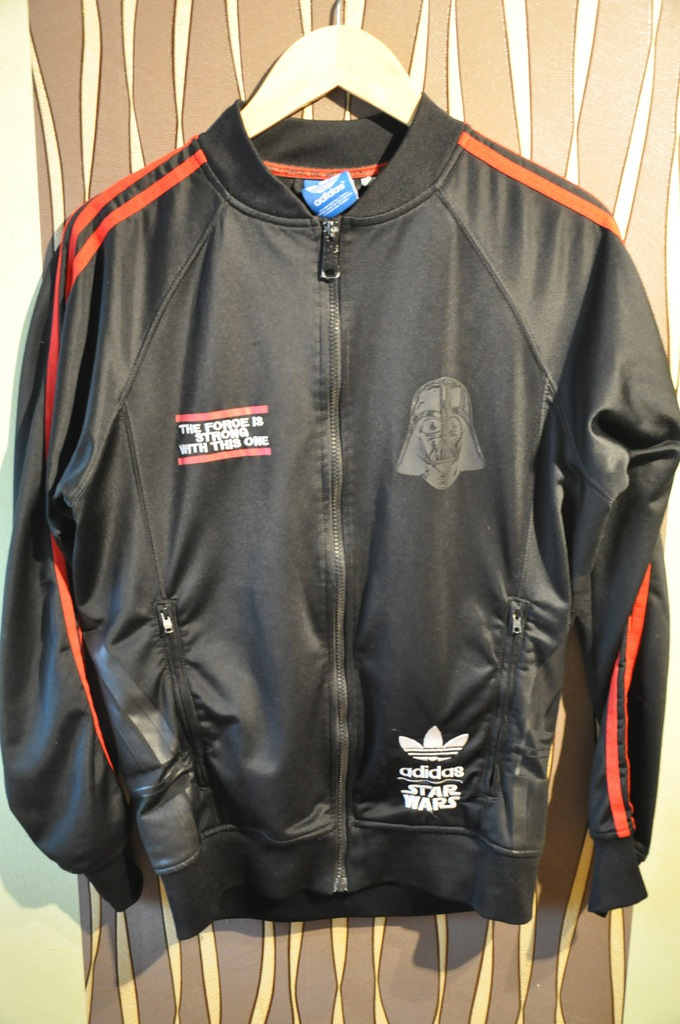 ADIDAS ORIGINALS STAR WARS DARTH VADER UNIKAT! L