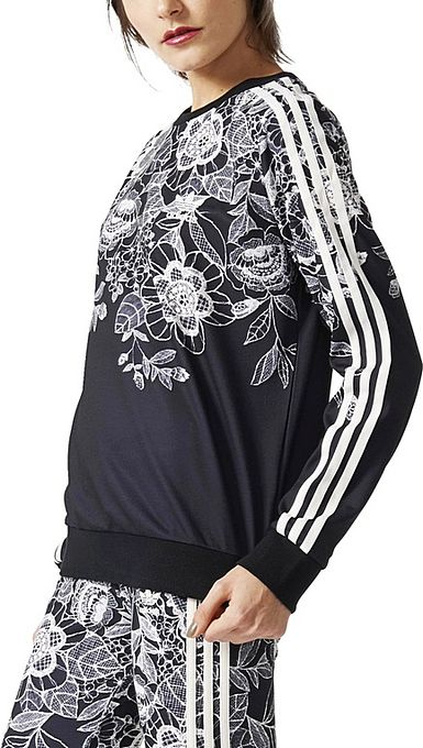 Bluza adidas Florido Crew Sweater