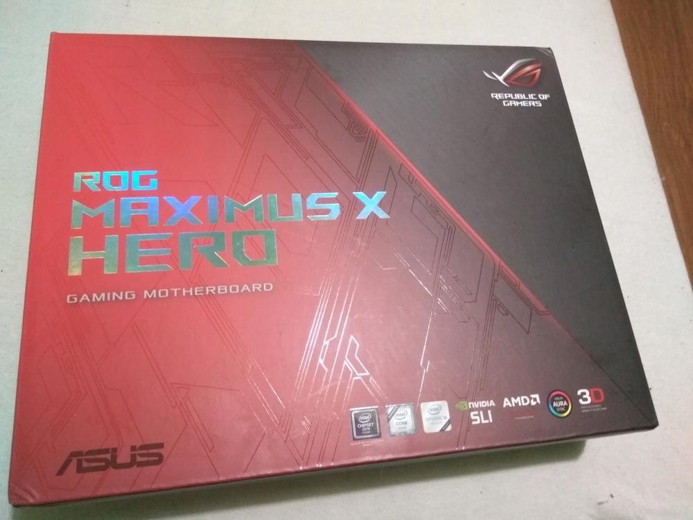 ASUS ROG Maximus X Hero (Z370) - Gwarancja
