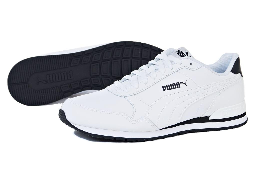 Buty męskie Puma ST Runner V2 Full L białe 365277 01