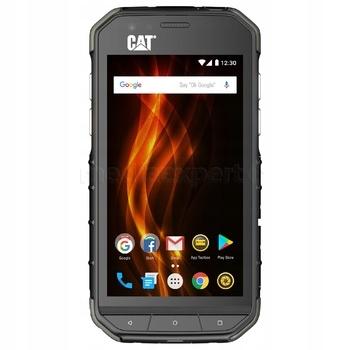 CAT S31 Dual Sim Czarny - jak nowy