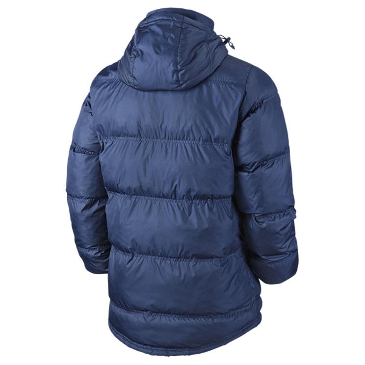 Kurtka męska puchowa Team Winter Jacket Nike (czarna) Ceny