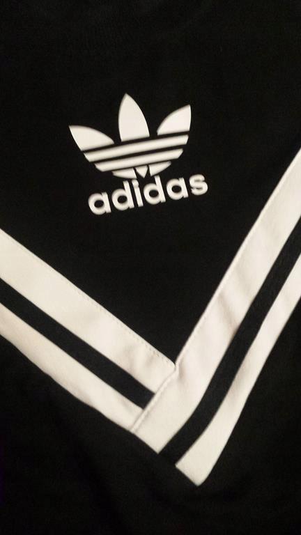 Dres Adidas Komplet odkryte ramiona M HIT