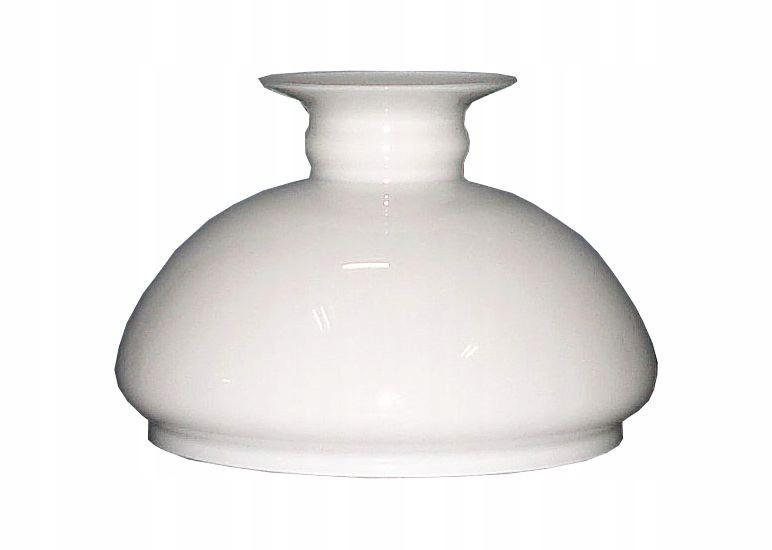 Klosz WYPRZ lampy naftowej otwór dolny 18,6cm186mm