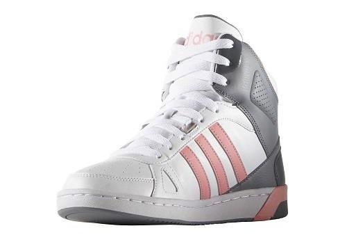 Buty adidas hoops st mid k neo (f98528) r. 34 Zdjęcie na imgED