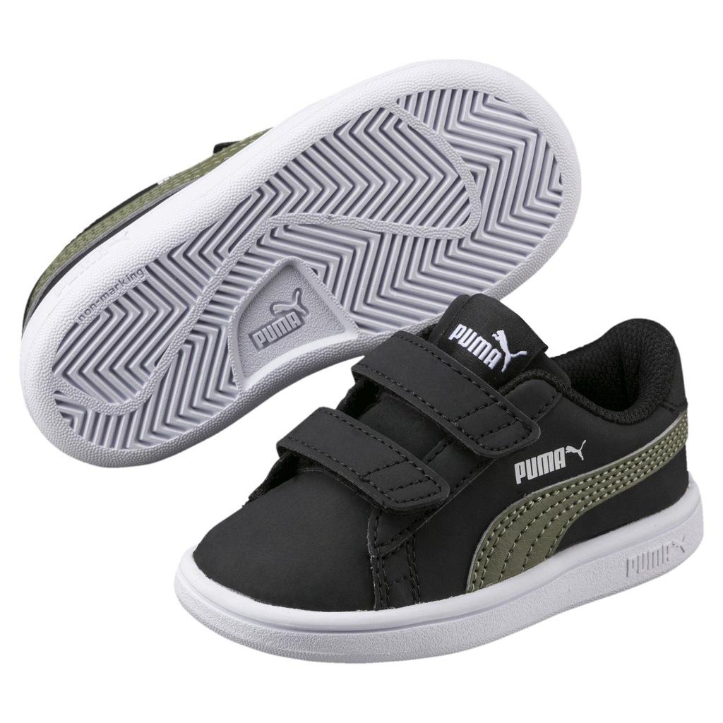 PUMA buty sportowe obuwie dziecięce białe 29