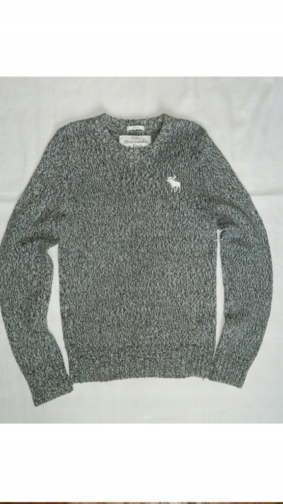 ABERCROMBIE&FITCH MUSCLE SWETER r.M