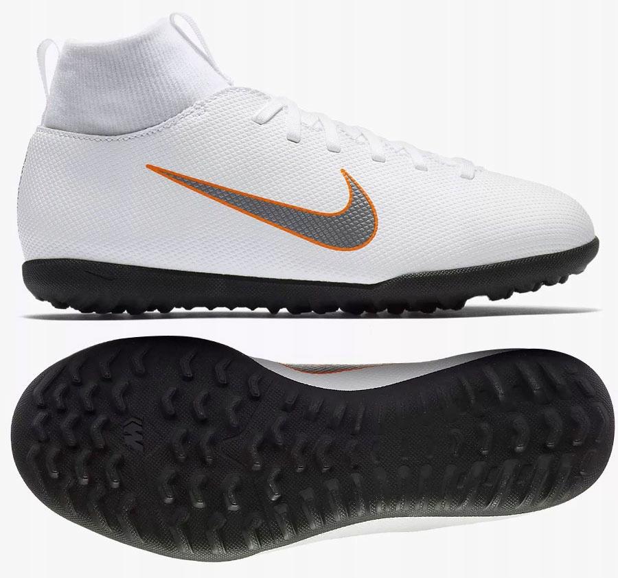 Buty Nike Mercurial Club Ze Skarpeta Turfy 44 7356008648 Oficjalne Archiwum Allegro