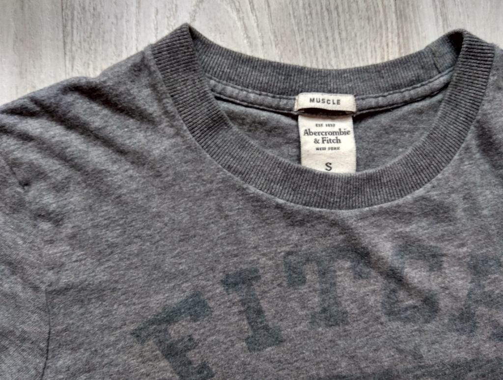 Abercrombie & Fitch New York Koszulka S