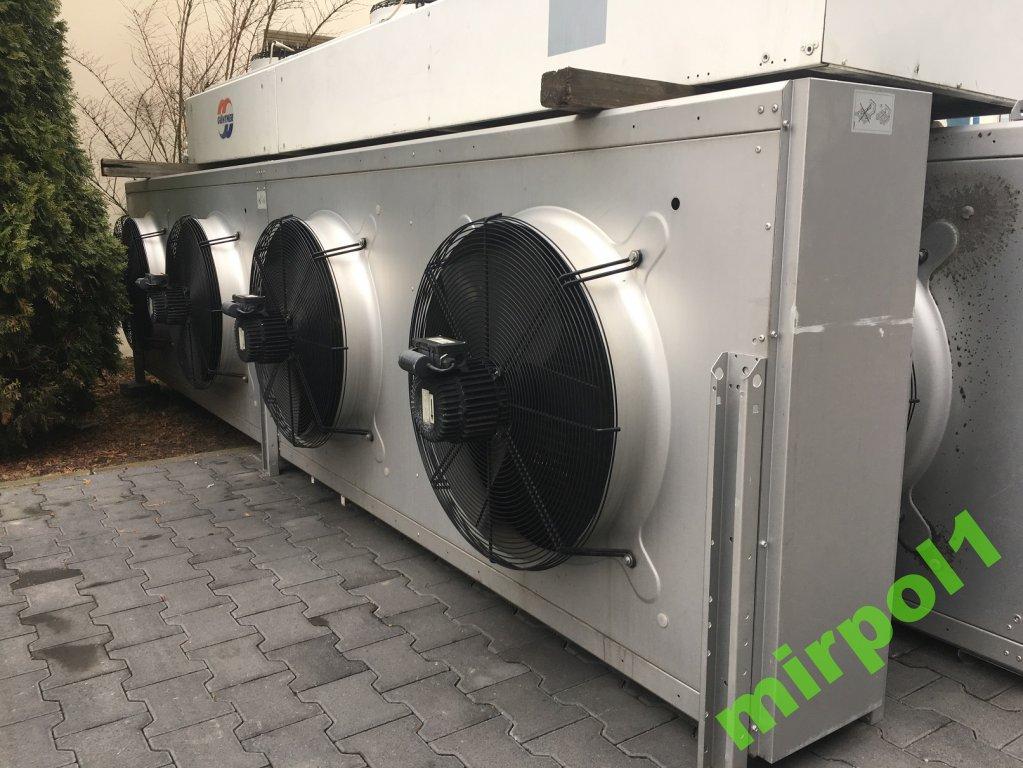SKRAPLACZ powietrzny,GUNTNER GVV/GVH067 wyd 108 kW