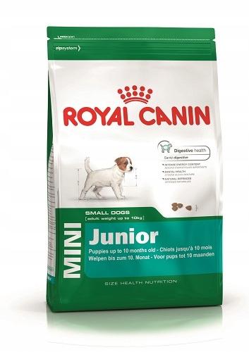 Royal Canin Mini Junior 8kg PROMOCJA