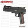 Pistolet wiatrówka WEIHRAUCH HW45 4,5mm-okazja!
