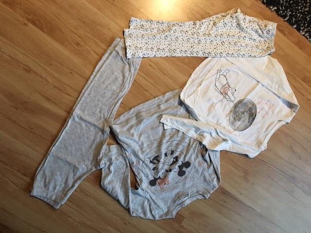 2 piżamki piżama Reserved 122/128 6-8 lat