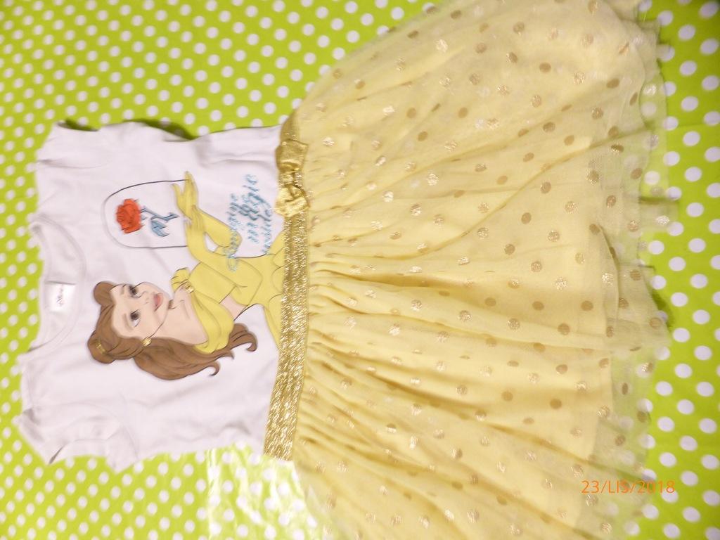 Sukieneczka DISNEY rozm.104