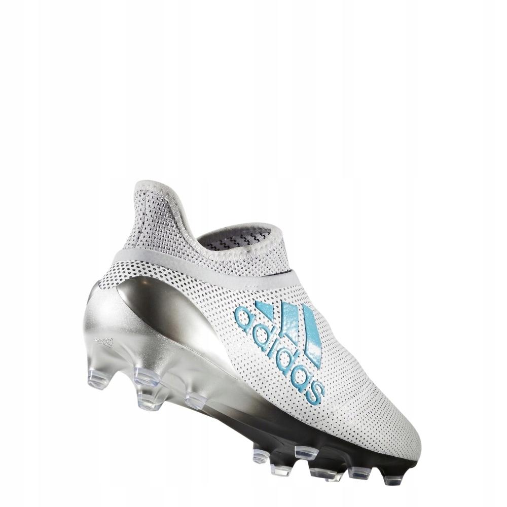 Buty adidas X 17+ Purespeed FG S82444 39 13 biały