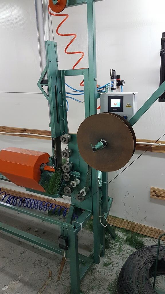 Galeziarka Maszyna Do Produkcji Choinek 7713343727 Oficjalne Archiwum Allegro
