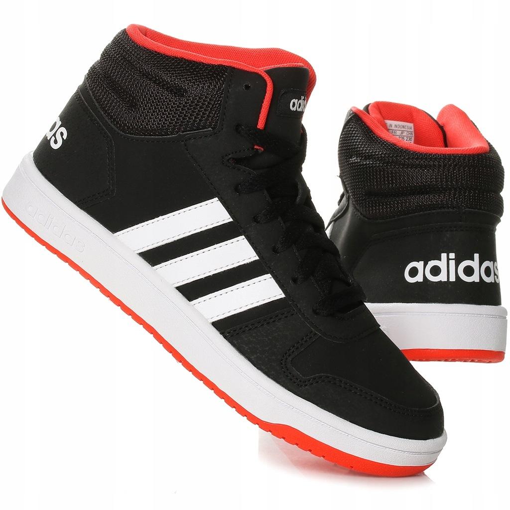 Buty Adidas Hoops 2.0 MID B75743