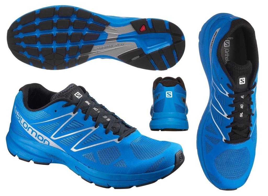 Salomon Sonic Pro 2 buty męskie biegowe - 42 2/3