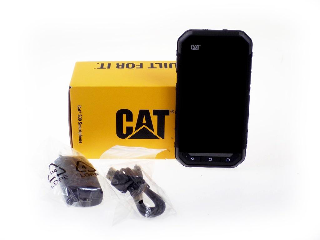 CATEPILLAR CAT S30 1GB/8GB NAJTANIEJ OD DPK