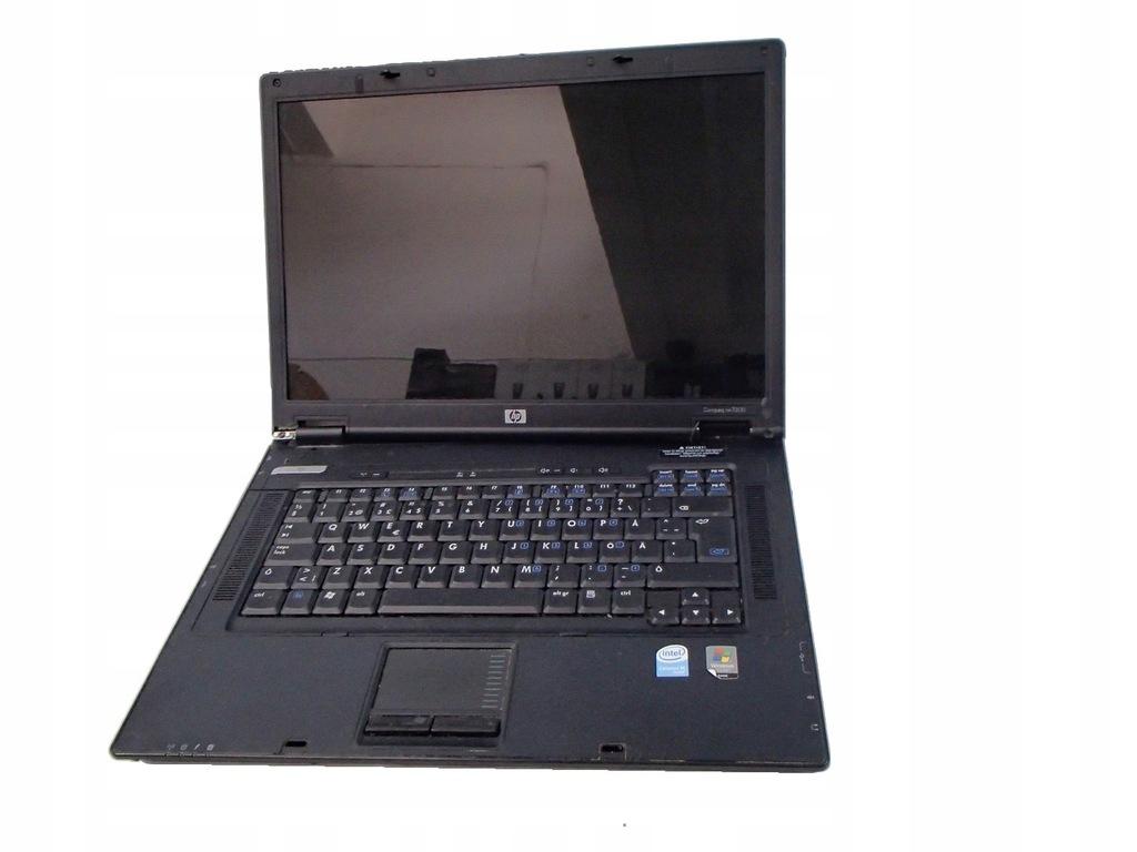 Laptop Hp Compaq Nx7300 Uszkodzony Na Czesci 7513245901 Oficjalne Archiwum Allegro