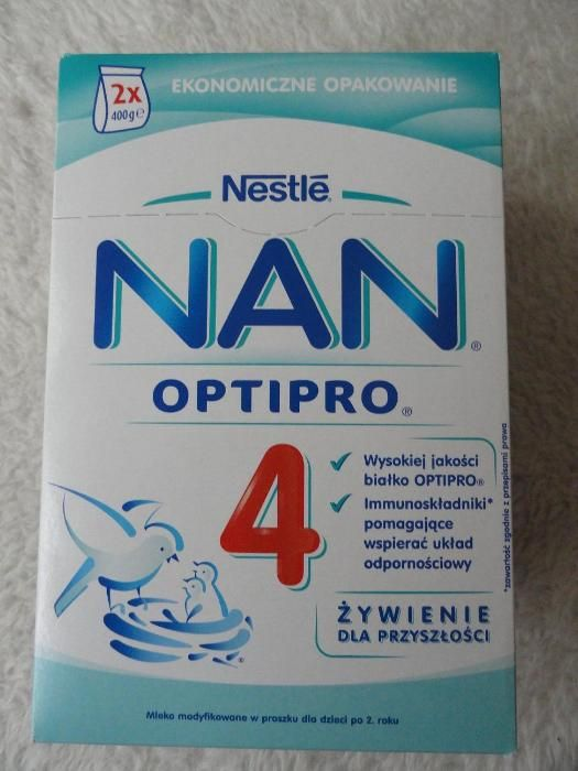 Mleko NAN Optipro 4